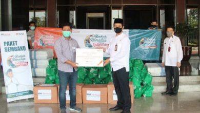 Photo of BNI Jakarta Kota Salurkan Ribuan Paket Sembako & APD untuk Pemkot Jakarta Barat