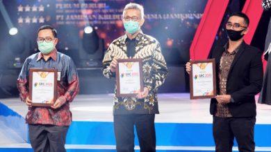 Photo of Dua Penghargaan Tata Kelola Perusahaan Diraih Peruri