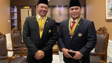 Photo of Ketum PA GMNI Ahmad Basarah Raih Tanda Kehormatan Bintang Jasa Utama