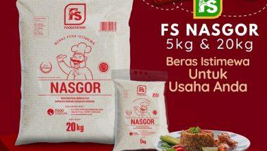 Photo of Bidik Pengusaha Kuliner, PT Food Station Luncurkan Beras FS Nasgor