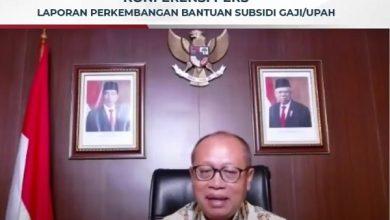 Photo of BPJAMSOSTEK Serahkan BSU Gelombang Terakhir ke Kemnaker