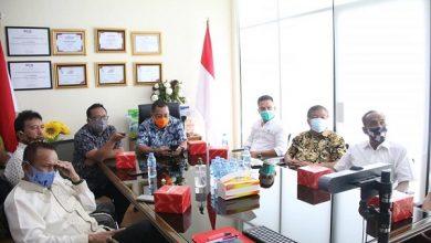 Photo of Gelar Pertemuan dengan Pedagang PIBC, Manajemen Food Station Sosialisasikan Perkembangan Revitalisasi PIBC