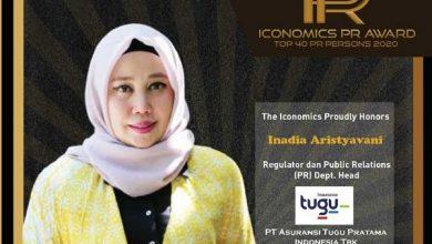 Photo of Tugu Insurance Raih Penghargaan di Iconomics PR Person Award 2020
