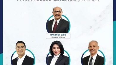 Photo of Menteri BUMN Erick Thohir Tetapkan Direksi Baru PT Hotel Indonesia Natour (Persero)