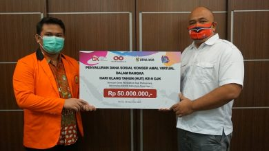 Photo of Rayakan HUT Ke-9, OJK Salurkan Dana Pendidikan untuk Bantu Mahasiswa Unika Atma Jaya