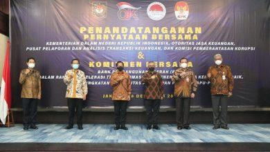 Photo of Kemendagri, OJK, KPK, dan PPATK Sepakati Penguatan PeranBank Pembangunan Daerah