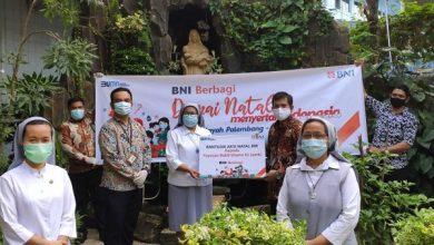 Photo of BNI Tebar Bingkisan Natal untuk Warga Daerah Terpencil