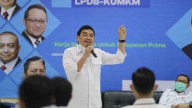 Photo of Sukses Capai Target 2020, LPDB-KUMKM Tembus Penyaluran hingga Rp 1,9 T