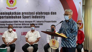 Photo of Komitmen Tingkatkan Standar dan Mutu IndustriOlahraga di Indonesia, Jakpro Gelar Kerjasama dengan KONIPusat