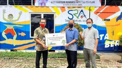 Photo of Bank DKI Serahkan CSR Perbaikan Fasilitas Sekolah Rakyat Ancol