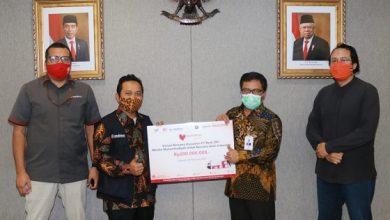 """Photo of Bank DKI Ajak Masyarakat Berdonasi Gunakan """"QR Code"""""""