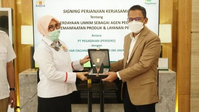 Photo of Dukung UMKM Naik Kelas, Pegadaian Gandeng KADIN DKI Jakarta