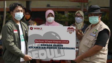 Photo of SiCepat Ekspres Salurkan Bantuan Untuk Korban Banjir di Kecamatan Periuk Tangerang