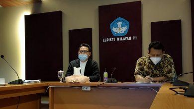 Photo of Gelar Pertemuan dengan Media, LLDikti Wilayah IIIPaparkan Prestasi 2020 dan Big Innovation di 2021