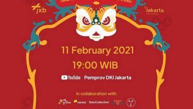 Photo of Gandeng Pemprov DKI, Jakarta Experience Board GelarPeringatan Tahun Baru Imlek secara Virtual