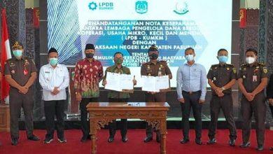 Photo of Gandeng Kejari Pasuruan, LPDB-KUMKM Ingin Pastikan Penyaluran Dana Bergulir Lebih Aman