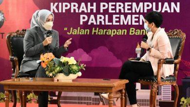 Photo of Adde Rosi Khoerunnisa Raih Penghargaan Inspiring Women Teropong Parlemen Award 2021