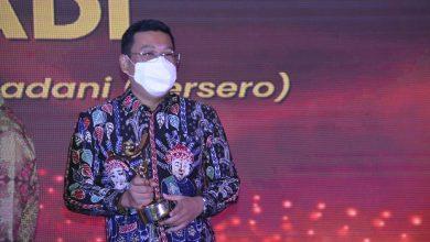 Photo of Direktur Utama RNI Raih Penghargaan Anugerah BUMN 2021