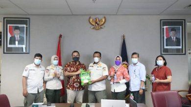 Photo of Bidik Peningkatan Serapan Program Beras ASN, Food Station Kunjungi Kantor Satpol PP DKI Jakarta
