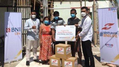 Photo of Pandemi Belum Berakhir,BNI Life Tetap Gencarkan Berbagai Program CSR