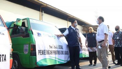 Photo of Gubernur Anies Lepas Distribusi Bansos Beras Premium Produk FS untuk Warga Jakarta