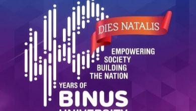 Photo of Gelar Dies Natalis Ke-40 Binus University, Komitmen Hadirkan Kontribusi Nyata untuk Negeri