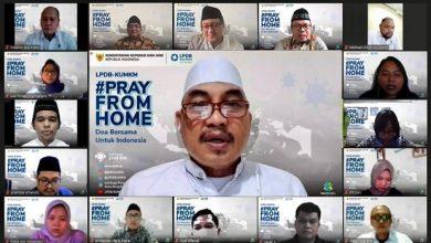 Photo of LPDB-KUMKM Gelar Doa Bersama Secara Virtual, Berharap Pandemi Covid-19 Segera Berakhir