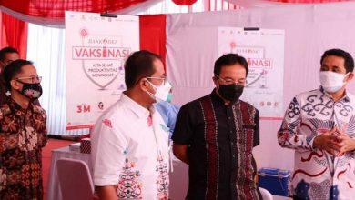 Photo of Bank DKI Dukung Program Percepatan Vaksinasi Pemprov dan OJK