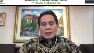 Photo of Laba Turun 61 persen, Delta Djakarta Tetap Beri Dividen ke DKI
