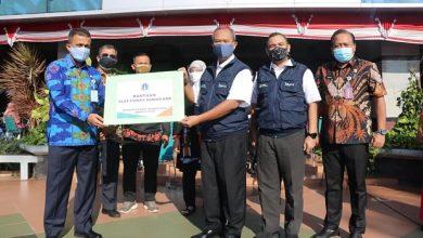 Photo of Dukung Program Pencegahan Banjir, Food StationSalurkan 3 Unit Mesin Bor ke Wali Kota Jakarta Timur