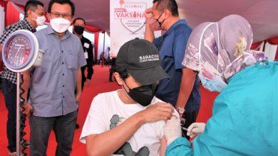 Photo of Bank DKI Gelar Sentra Vaksinasi Dosis ke-2, Warga Bisa Daftar Lewat JAKI