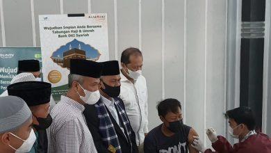 Photo of Kolaborasi Dengan DMI DKI Jakarta, UUS Bank DKI Fasilitasi Mobil Vaksin Keliling di Tempat Ibadah