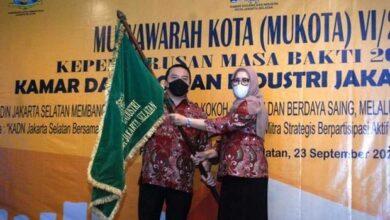 Photo of Akhmad Lafranta Siregar Terpilih Pimpin Kadin Jaksel Periode 2021-2026