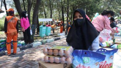 Photo of Ikuti Arahan Anies Baswedan, PT Food Station Gelar Distibusi Pangan Murah Bersubsidi di Kepulauan Seribu