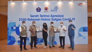 Photo of Asuransi Astra Hadirkan Apresiasi untuk 2.500 Relawan Tenaga Kesehatan Satgas Covid-19