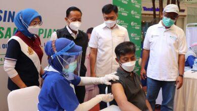 Photo of Dukung Pemerintah BPJAMSOSTEK Gelar Vaksinasi di 2 Titik Berbeda di Jakarta