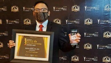 Photo of Ketua Umum Maritim Muda Raih Indonesia Best Youth Leader Award 2021