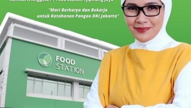 Photo of Anies Angkat Pegiat Sosial Nurfitria Farhana Jadi Komisaris PT Food Station