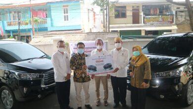 Photo of Bank DKI Serahkan Hadiah Program JakOne Vaganza 2021 Kepada Baznas (Baziz) Provinsi DKI Jakarta