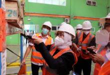 Photo of Jelang Merger, Dirut PPI Kunjungi Fasilitas Logistik BGR di Palembang