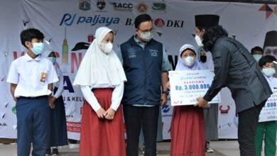 Photo of Bank DKI Dukung Kegiatan Penyaluran Santunan & Beasiswa Untuk Anak Korban Covid-19