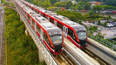 Photo of KAI Targetkan LRT Jabodebek Operasional Tahun 2022