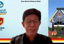 Photo of Dorong Spirit Kewirausahaan Mahasiswa, Unkris Gelar Webinar Kewirausahaan bagi Mahasiswa Baru