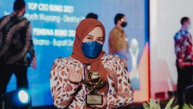 Photo of Semakin Diakui, JXB Diganjar Tiga Bintang di TOP BUMD Awards 2021