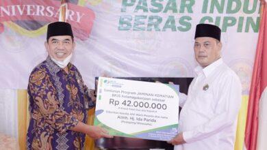 Photo of Rayakan HUT ke-17, KPBM PIBC Kukuhkan Kemitraan dan Gelar Santunan BPJS Ketenagakerjaan
