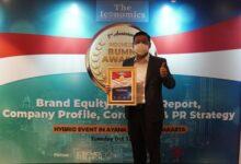 Photo of RNI Raih Penghargaan Best Corporate Communciation Strategy