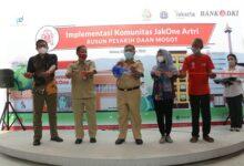 Photo of Dukung Program Jakarta Sadar Sampah, Bank DKI Rangkul Komunitas JakOne Artri di Rusun Pesakih