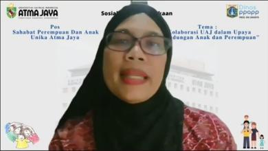 Photo of Unika Atma Jaya dan Dinas PPAPP DKI Jakarta Luncurkan POS SAPA